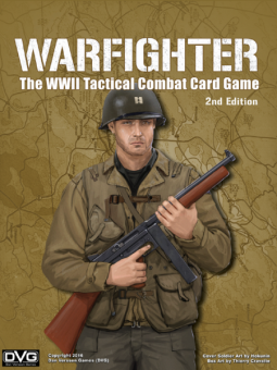 Warfighter WW II, Core Game 2nd Edition
