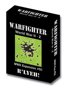 Warfighter Europe, Exp 51 R'lyeh