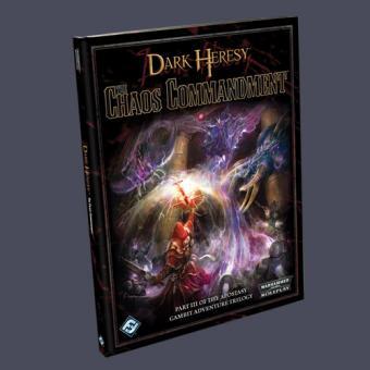 WH40K: Dark Heresy Apo. Gambit 3   Chaos Commandment