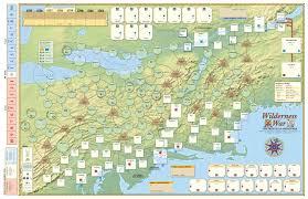 Wilderness War Deluxemap