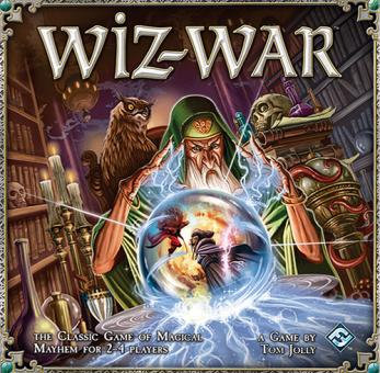 Wiz-War Boardgame