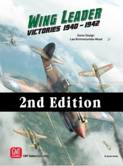 Wing Leader: Victories 1940-1942, 2nd Edition