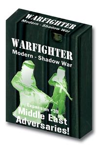 Warfighter Modern, Shadow War Exp 39 Shadow War Middle Eastern Adversaries