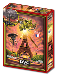 War of the Worlds, France