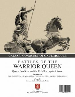 Battles of the Warrior Queen
