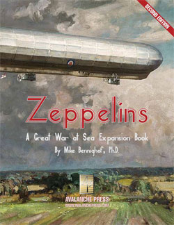 GWaS: Zeppelins, 2nd Edition