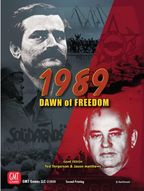1989 Dawn of Freedom, 2nd Printing