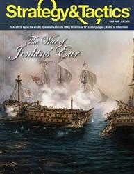 S&T 308, War of Jenkin's Ear