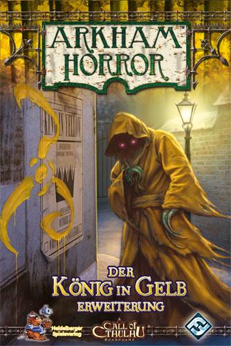 Arkham H.: König in Gelb Erweiterung
