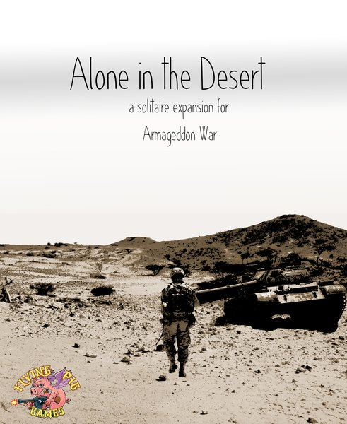 Armageddon War: Alone in the Desert, Solitaire Expanison