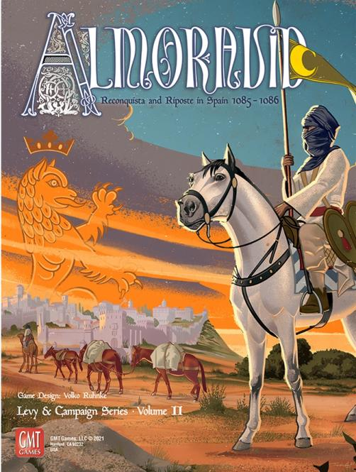 Almoravid: Reconquista and Riposte in Spain, 1085-1086