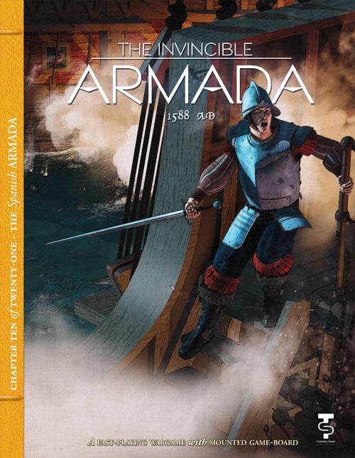 The Invincible Armada, 1588 (TPS)