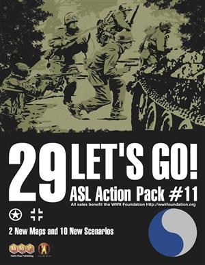 ASL Action Pack 11 - 29 Let`s Go!
