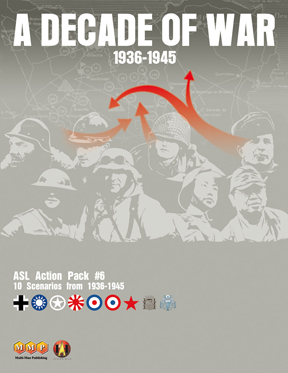 ASL Action Pack 06, A Decade of War