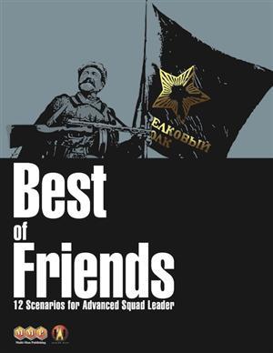 ASL Best of Friends Pack, Scenario Pack