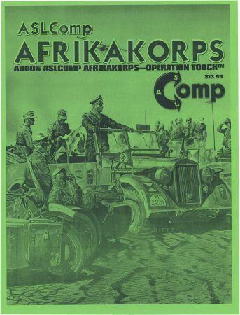 AFRIKAKORPS: Operation Torch ASL