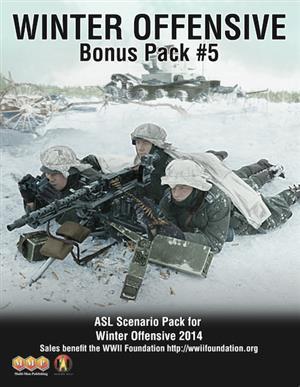 ASL Winter Offensive 2014 Bonus Pack 5