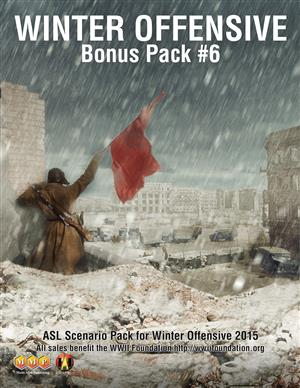 ASL Winter Offensive 2015  Bonus Pack