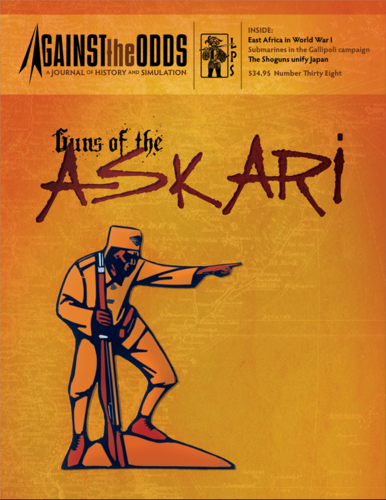 Against the Odds 38 Guns of the Askari