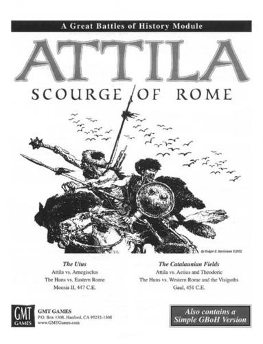 Attila, Catapract Module