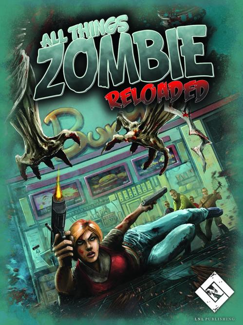All Things Zombie Reloaded, reprint