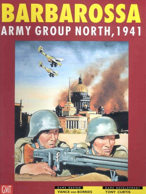 Barbarossa: Army Group North, 2nd Edition