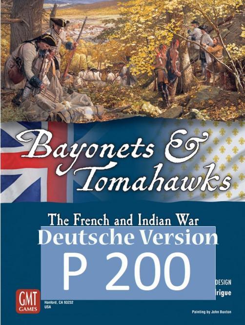 Bayonets & Tomahawks, Deutsche Version