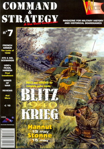 Command & Strategy 7,  Magazine
