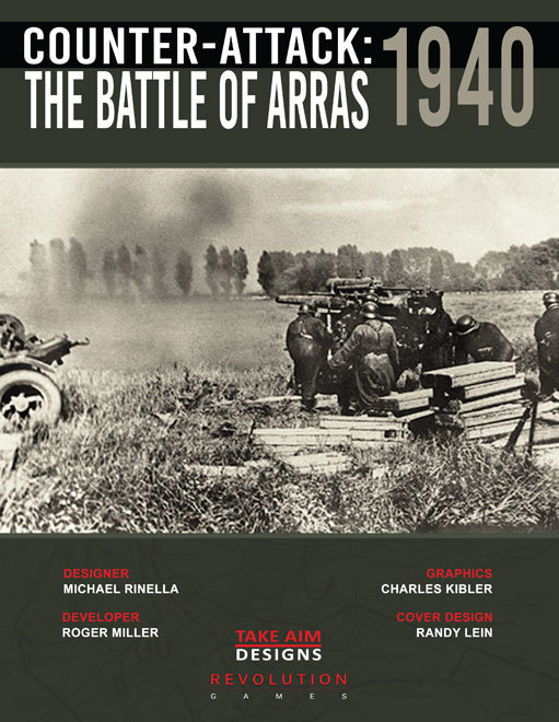 Counter-Attack: The Battle for Arras