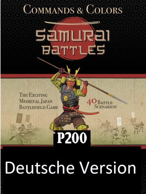 Commands & Colors: Samurai Battles, Deutsche Version