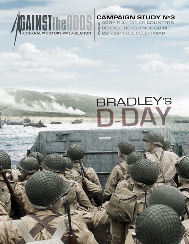 Against the Odds Campaign Study 3 Bradley`s D-Day