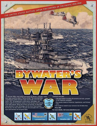 Bywater`s War, Command at Sea Vol XI