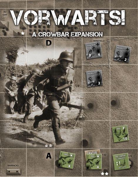 Crowbar Vorwarts
