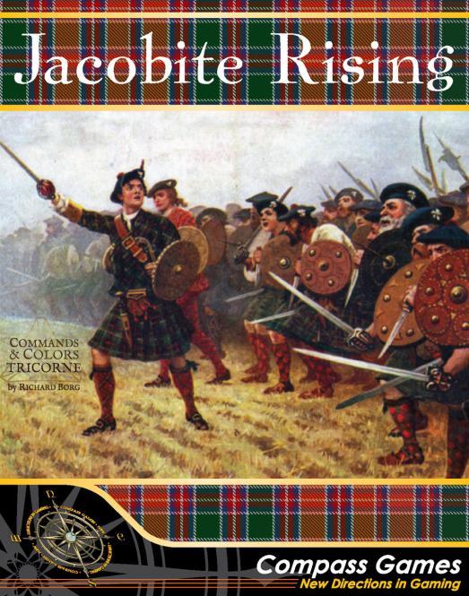 Commands & Colors Tricorne:Jacobite Rising