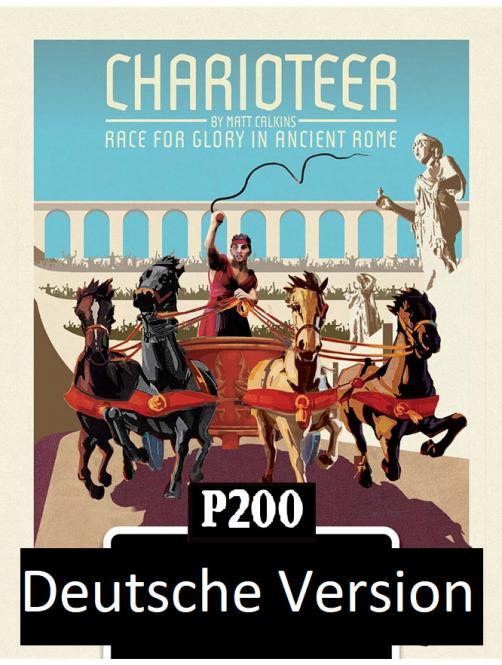 Charioteer, Deutsche Version
