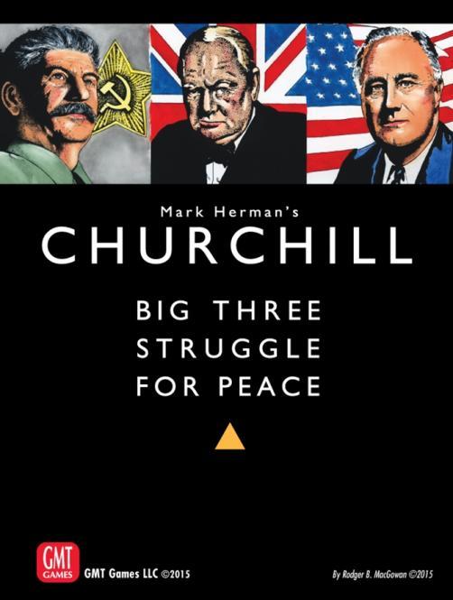 Churchill, 2nd Printing 01/17