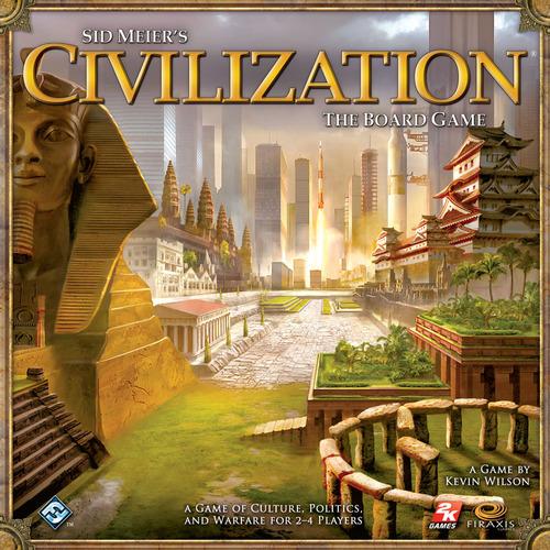 Civilization  Boardgame