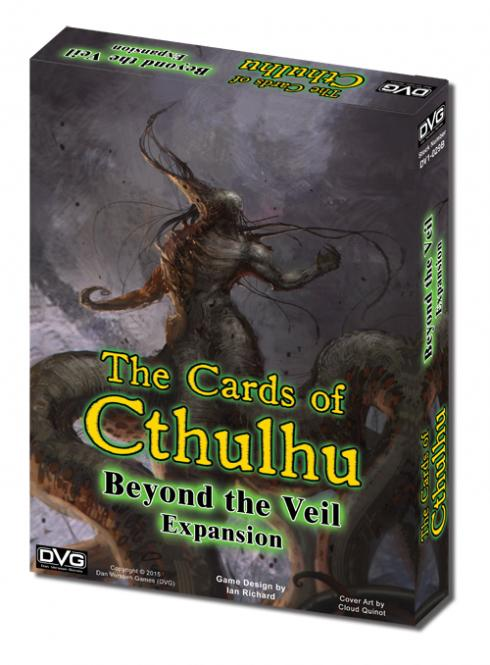 The Cards of Cthulhu - Beyond the Veil Exp.
