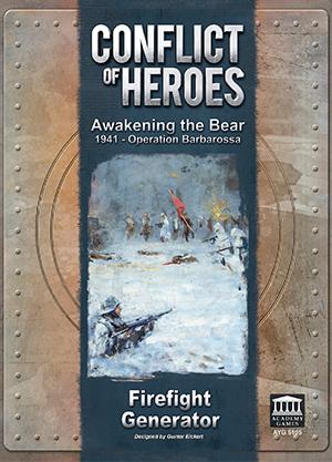 Conflict of Heroes: Awakening the Bear Firefight Generator