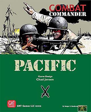 Combat Commander Pacific Reprint
