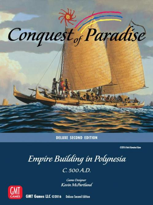 Conquest of Paradise, 2nd Edition