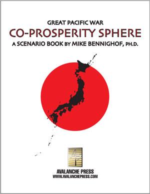 Great Pacific War: Co-Prosperity Sphere