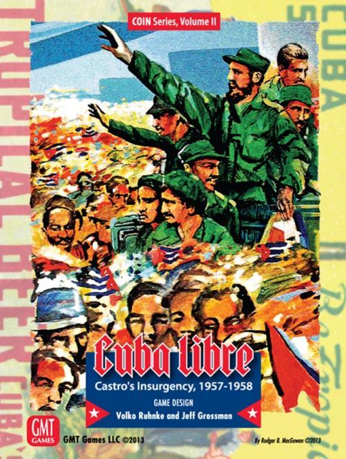 Cuba Libre, 3rd Printing