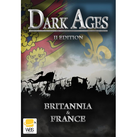 Dark Ages Britannia and France, 2nd Ed.