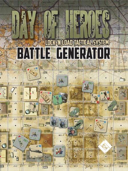 Day of Heroes: Battle Generator