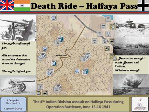 Death Ride   Halfaya Pass