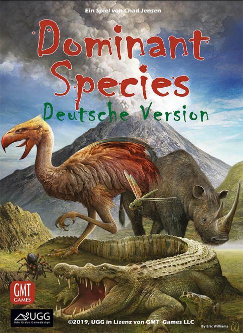 Dominant Species: Deutsche Version, Reprint 2020