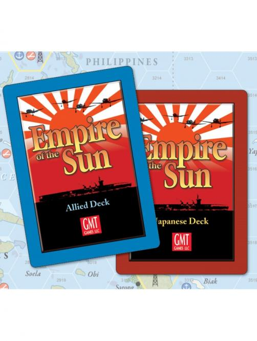 Empire of the Sun, Cards (2 decks - 2019 3rd Printing)