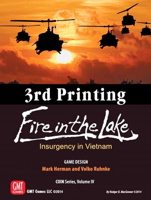 Fire in the Lake, 3rd Printing