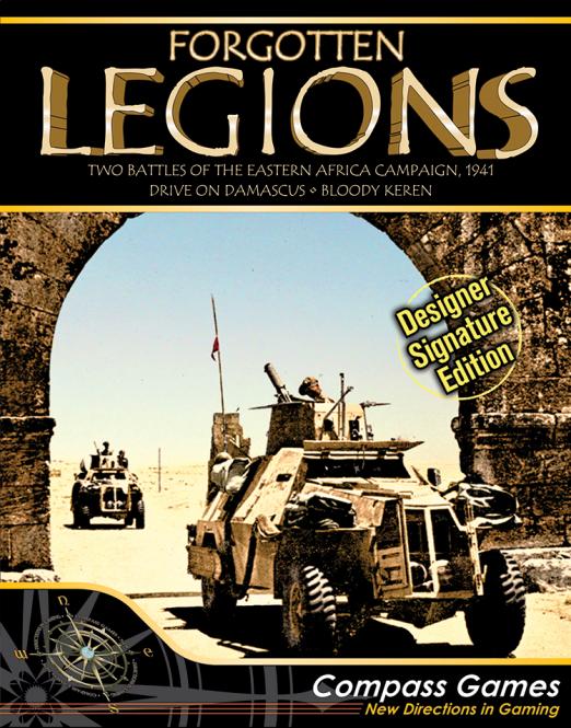 Forgotten Legions, Designer Signature Edition